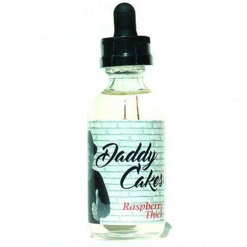 Daddy Cakes E-Liquid - Raspberry Hickey