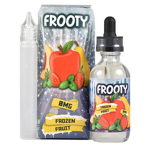 Frooty By Ruthless Vapor - Frozen Fruit