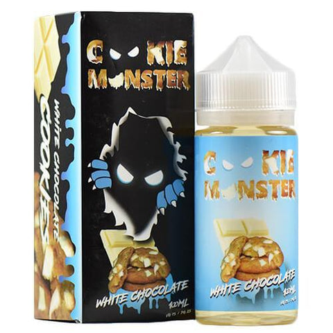 Cookie Monster eJuice - White Chocolate