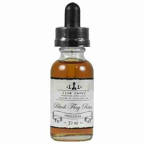Five Pawns eLiquid - Black Flag Risen