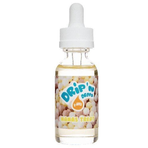Drip N' Drops E-Juice - Nanas Treat