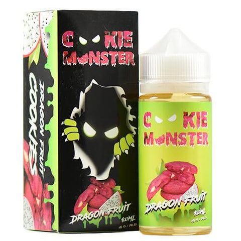 Cookie Monster eJuice - Dragon Fruit
