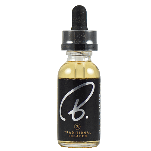 B. E-Liquid By Phil Busardo - Traditional Tobacco