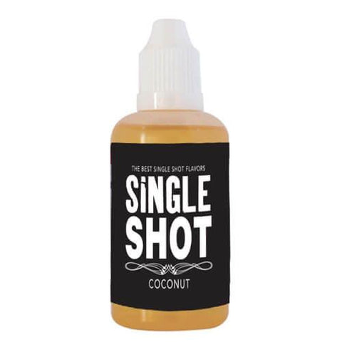 Single Shot eJuice - Coconut