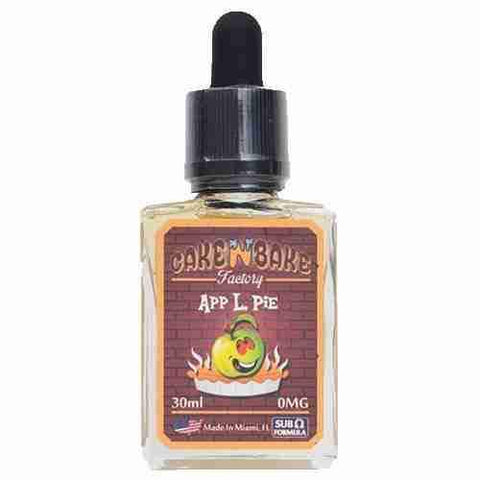 Cake N Bake Factory eJuice