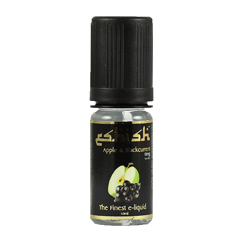 E-Shish E-Liquids - Apple & Blackcurrant
