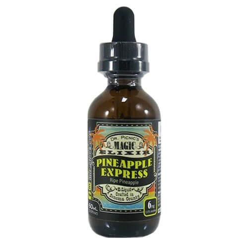 Dr. Picnic's Magic Elixir - Pineapple Express