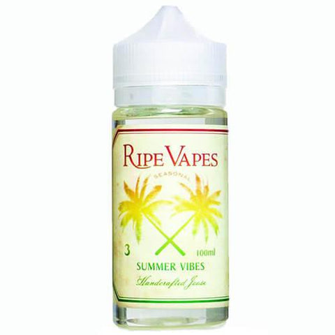 Ripe Vapes Handcrafted Joose - Summer Vibes