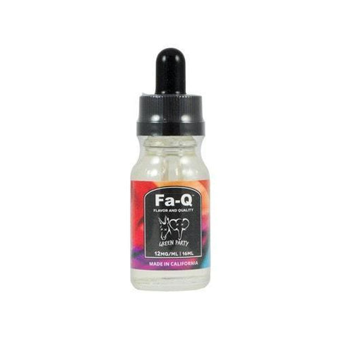 FA-Q Flavor & Quality eJuice - Green Party