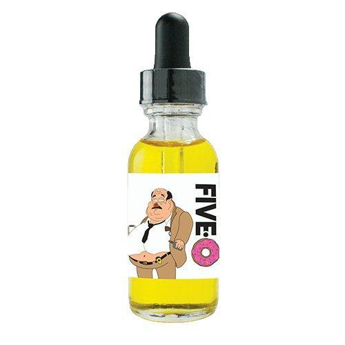 Five-0 Eliquid - Detective Fat Bastard