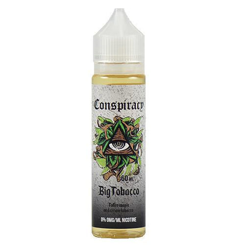 Conspiracy Big Tobacco E-Liquid - Big Tobacco