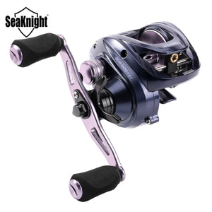 SeaKnight 2018 NEW SNIPER Full Metal Baitcasting Reel 7.2:1 High Speed Anti-corrosion Fishing Reel 11KG Fishing Tackle Saltwater