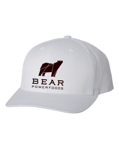 BEAR POWERFOODS Snapback Hat