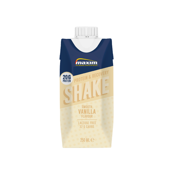 "Protein & Recovery Shake ""Smooth Vanilla"" 12kpl"