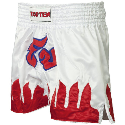 "Shortsit ""Muay Thai - Flames"""