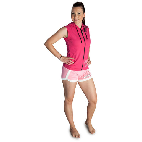 "Naisten ""Girl"" fitness-shortsit"