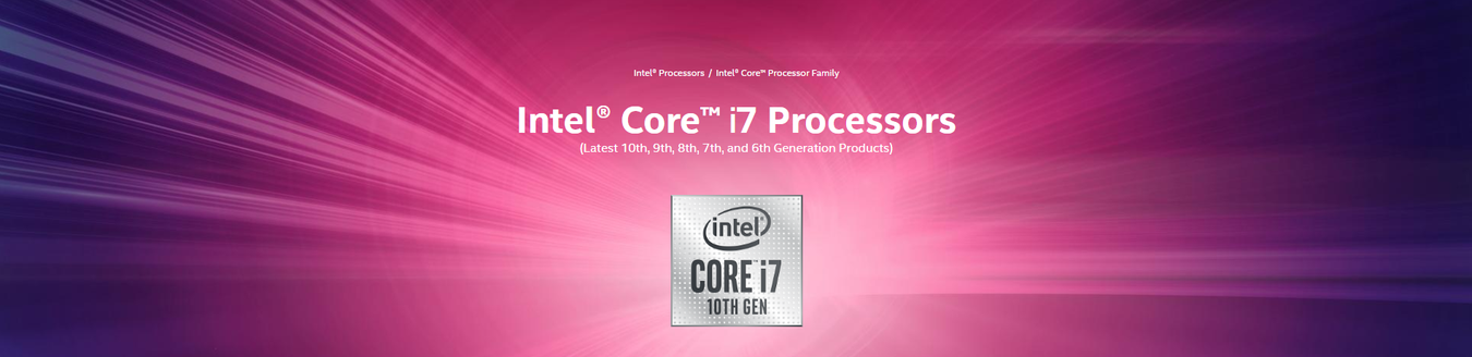 Intel Core i7 Laptops