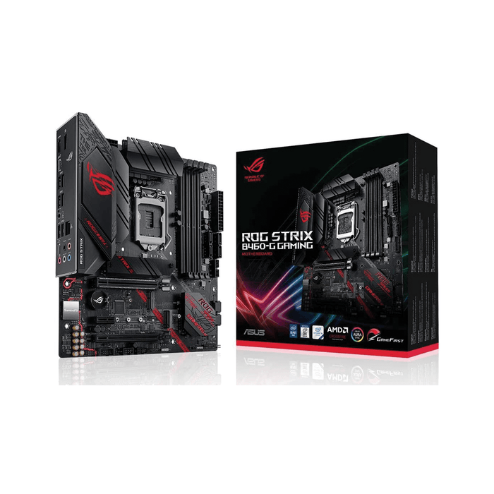 Asus Rog Strix B460 G Gaming Mb