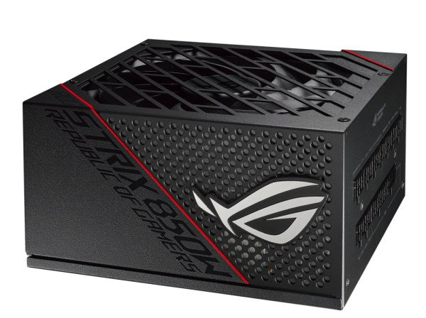 The Rog Strix 850W Gold Psu Brings Premium Cooling Performance To The Mainstream
