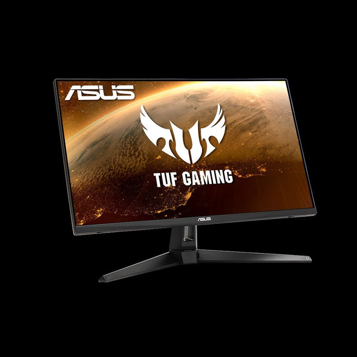 ASUS TUF Gaming VG279Q1A, 27 Inch Full Hd (1920x1080); Ips; 165Hz (Above 144Hz); Extreme Low Motion Blur; Adaptive Sync; Free Sync Premium; 1ms (Mprt)
