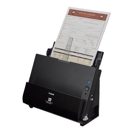 Canon DR-C225W II - A4 Colour Ultra Compact Desktop Scanner