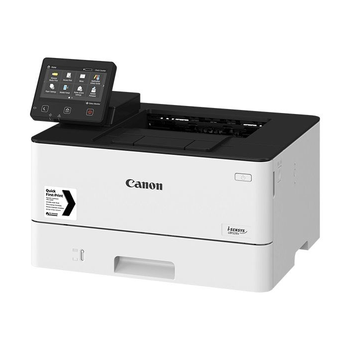 Canon Lbp228X Laser Mono 38ppm Duplex Usb Ethernet Uniflow Wireless Crg 057
