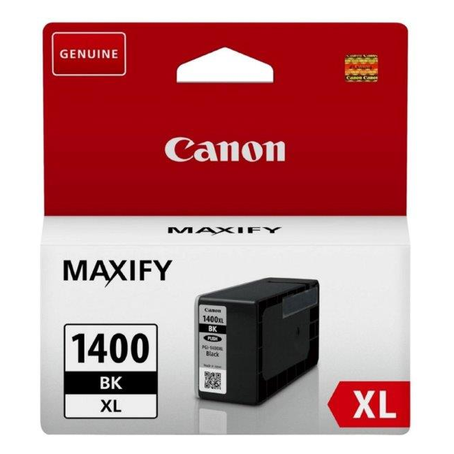 Canon PGI-1400XL Black Ink Cartridge - Maxify