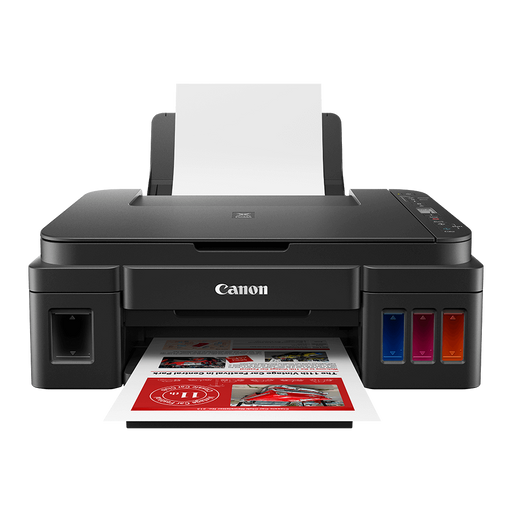 Canon Pixma G3411 3-in-1 Ink Printer+Extra Black Ink