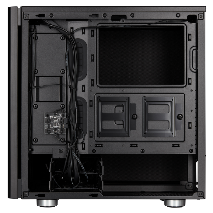Corsair Carbide Series 275Q, Mid-Tower, Quiet, ATX Gaming Case, Black