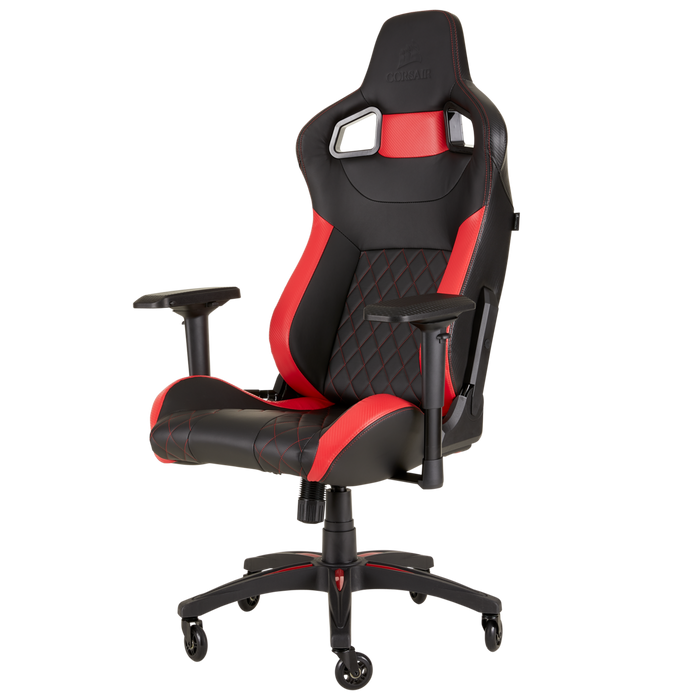 Corsair T1 Race Gaming Chair 2018, Black/Red