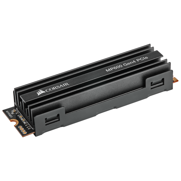 Corsair Force Series 2Tb NvMe PcIe M.2 Ssd; Read Up To 4950 Mb/S; Write Up To 4250 Mb/S