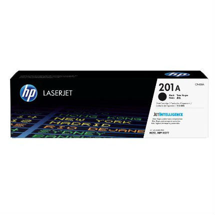 HP 201A Black Toner Cartridge - 1500 Pages