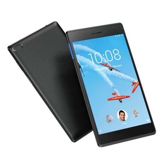 "Lenovo Tb 7305I Giftpack, 1Gb Ram 16Gb, 7"" Tab; 3G Wcma; Wifi; Bt; Android Pie; Onyx Black; Cover And Screen Protector"