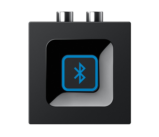 Logitech Bluetooth Audio Adapter Bluetooth 3.0 Supported