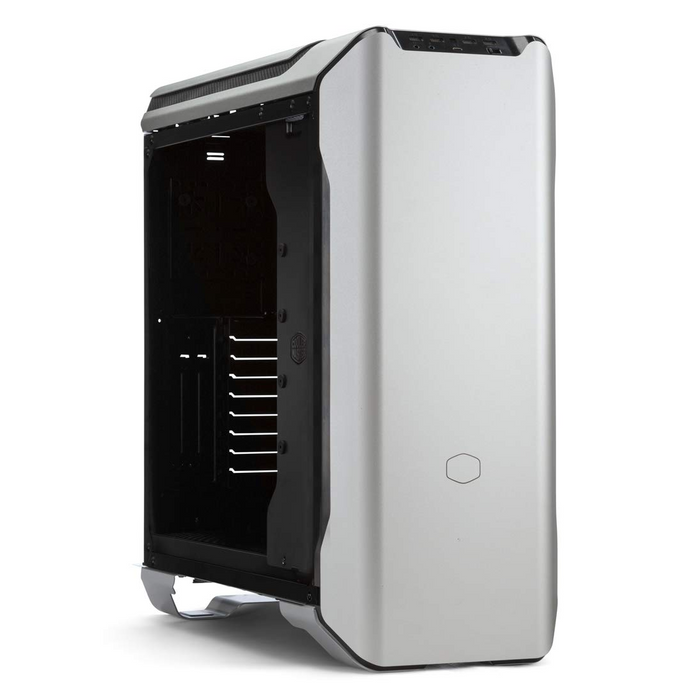 Cooler Master Mastercase SL600M Premium aluminum chassis, Vertical chimney effect layout, Noise reduction technology, ATX