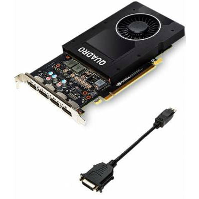 PNY Quadro P2200 5Gb Gddr5X, Pci Express, Professional Graphics Card