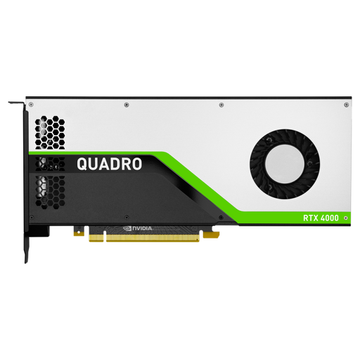 PNY Quadro RTX4000 8GB GDDR6 PCI-Express Professional Graphics Card