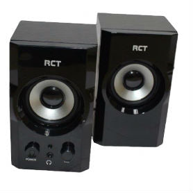 RCT 2.0 Channel Stereo USB Speakers