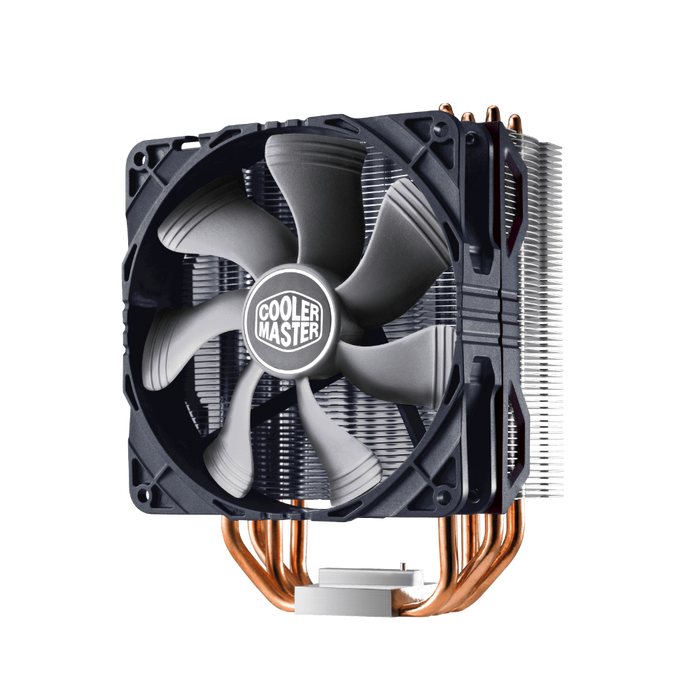 Cooler Master Hyper 212X Tower Based Air Blower Cpu Cooler; 120mm Fan