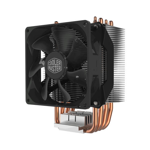 Cooler Master H412 Tower Based Air Blower CPU Cooler; 92mm Fan