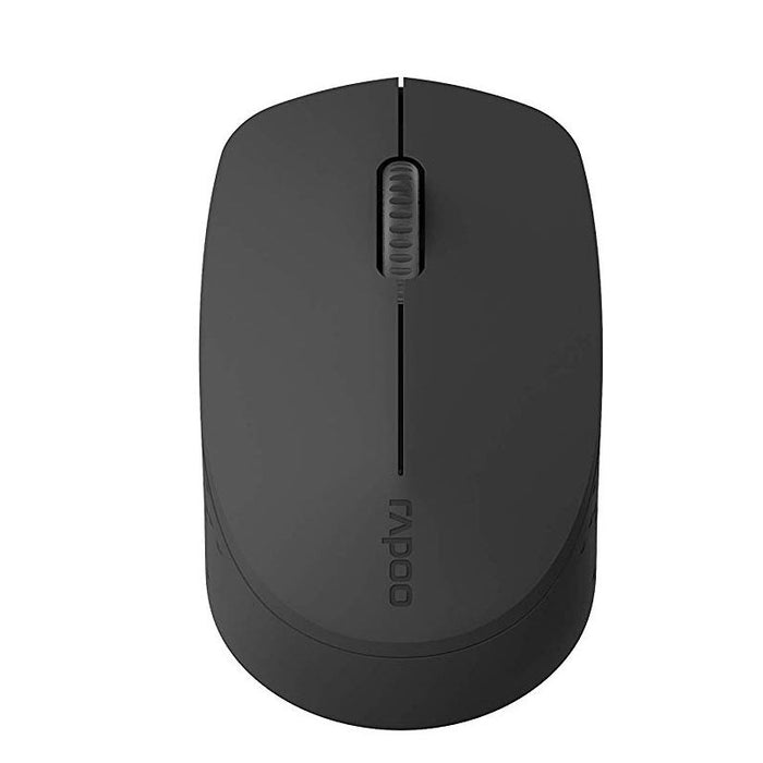 Rapoo M100 Light Grey Silent Mouse