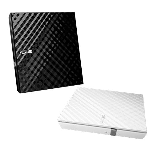 Asus External 8xDVD Writer, Mac Compatible, M-Disc Support, Disc Encryption