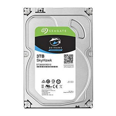 Seagate Skyhawk 3TB 3.5'' HDD Surveillance Drives