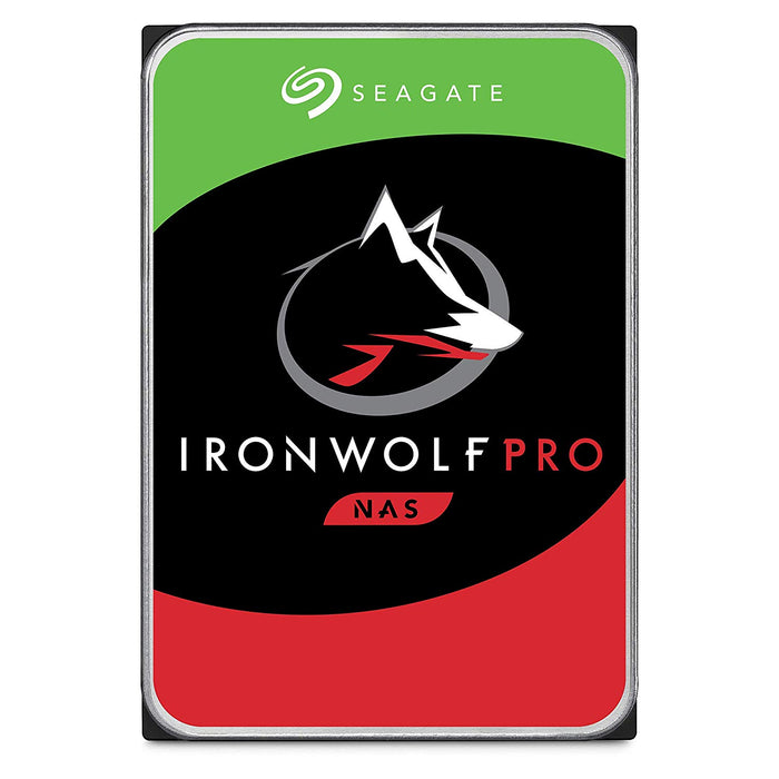 Seagate Ironwolf Pro 6TB 3.5'' HDD NAS, SATA 6Gb/s interface, 256Mb Cache, RPM 7200