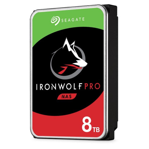 Seagate Ironwolf Pro 8TB 3.5'', 6Gb/s, 2566MB Cache, RPM 7200