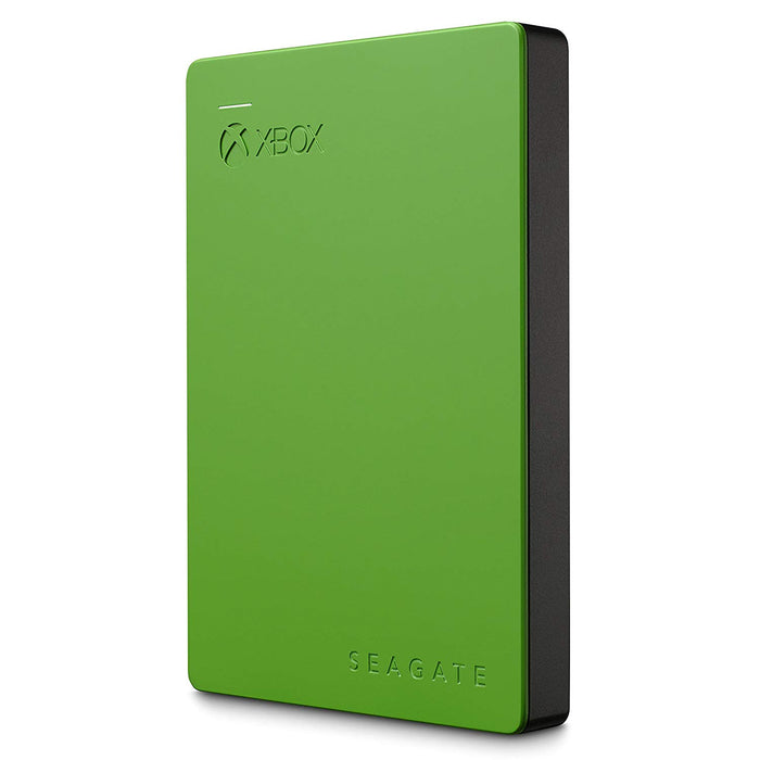 Seagate 2TB Game Drive for Xbox; 2.5'', Compatible with Xbox One and Xbox 360, Green, USB