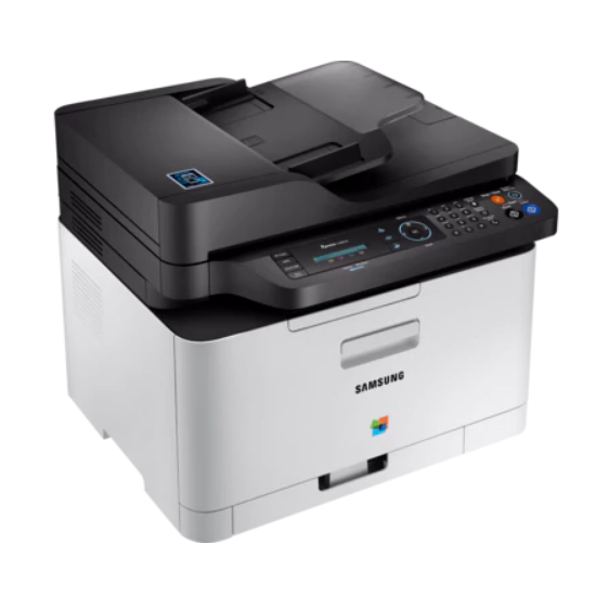 Samsung SL-C480FW Colour Laser MFP NFC Model