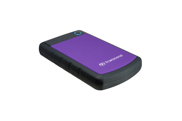 Transcend StoreJet 2.5'' 4TB 25H3 USB 3.0 HDD - Purple