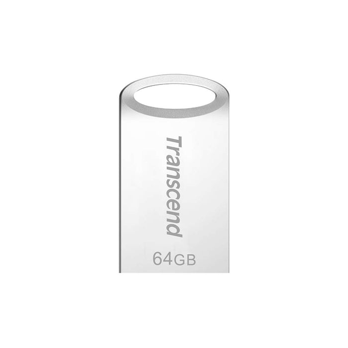 Transcend 64GB Jetflash 710 USB 3.0 - Silver