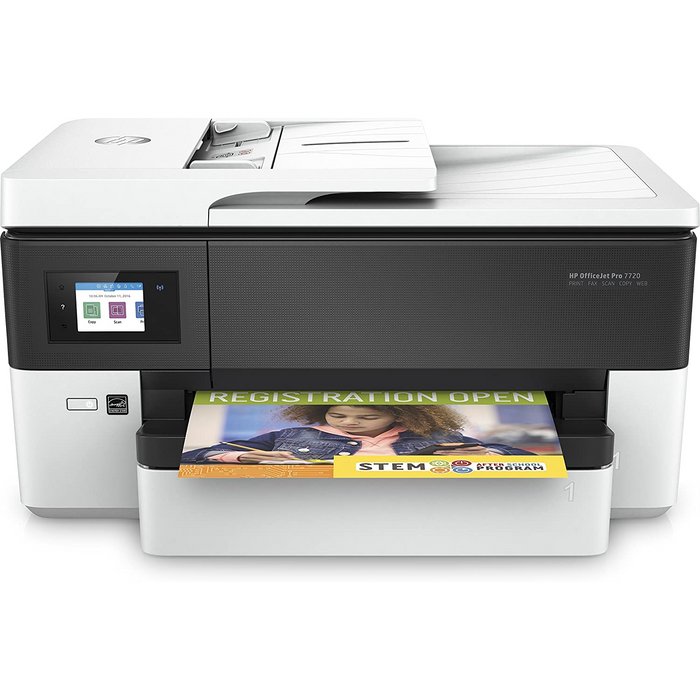 Hp Office Jet Pro 7720 Wide Format Printer